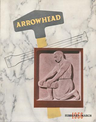 "Fletcher Holdings Ltd: Feb1956 ""Arrowhead"" company newsletter"