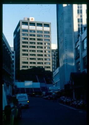 Fletcher Development & Construction Ltd, Wellington: 1983 Fletcher Challenge House