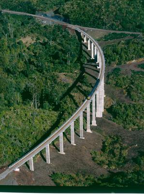 Fletcher Development & Construction Ltd: 1987 New Hapuawhenua Viaduct