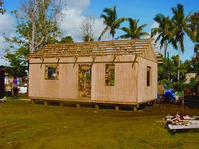 Fletcher Construction Co Ltd: 2002 Tonga - Niua and Vava'u islands groups - recovery programme after Dec2001 Tropical Cyclone Waka