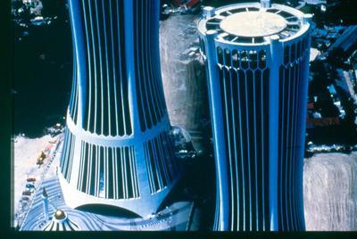 Fletcher Construction Co Ltd: Overseas Division - 1985 Kuala Lumpur - 38 level office building