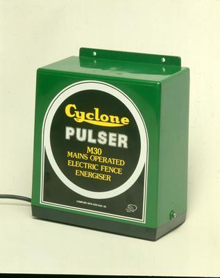Cyclone Industries Ltd: 1986 Cyclone products - Pulsar