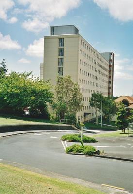 Fletcher Construction Co Ltd - Contracts: National Womens' Hospital, Nurses' home