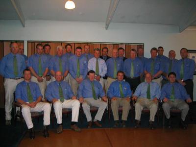 Wrightson Ltd - Invercargill Branch, Southland: 2003 Livestock Group staff photographs