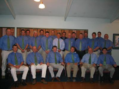 Wrightson Ltd - Invercargill Branch, Southland: 2004 staff - Livestock Team