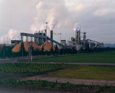 Tasman Pulp & Paper Co Ltd, Kawerau: 1990 the mill