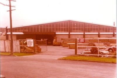 Fletcher Merchants Ltd: 1980 Dunedin Store
