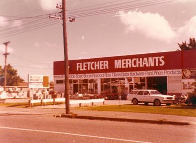Fletcher Merchants Ltd: 1980 Ashburton, Canterbury