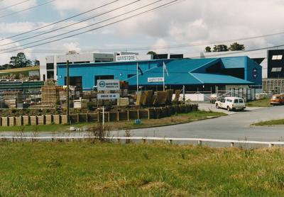 Winstone Ltd - Winstone Trading Ltd: 1988 Winstone's Silverdale Building & Supplies Centre, Silverdale, North Auckland