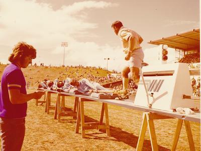 Winstone Ltd - Sponsorships - sport: 1978 Tug-of-War competition
