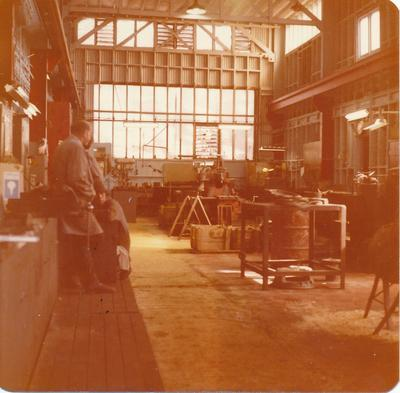 Lunn Avenue Quarry Fitting Shop, Name