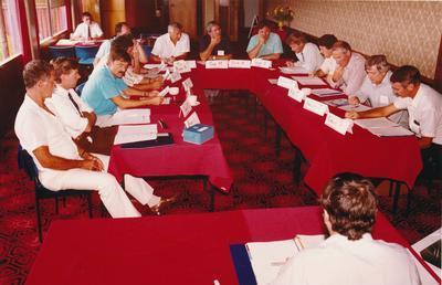 Dimond Industries Management Developemnt Programme seminar, Winstone Trading Profile publication
