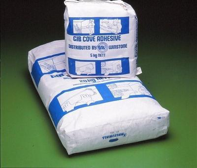 Winstone Wallboards Ltd: 1984 Gib-Cover Adhesive - bedding compound