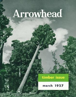 "Fletcher Holdings Ltd: Mar1957 ""Arrowhead"" company newsletter"