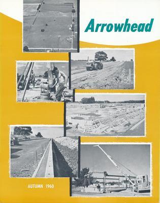 "Fletcher Holdings Ltd: Autumn1960 ""Arrowhead"" company newsletter"