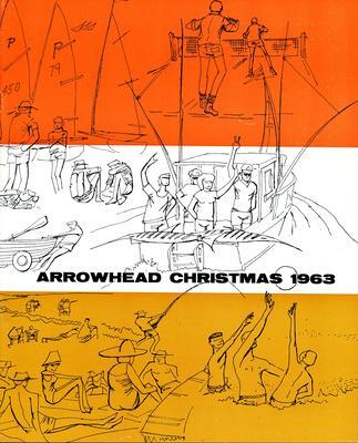 "Fletcher Holdings Ltd: Christmas1963 ""Arrowhead"" company newsletter"