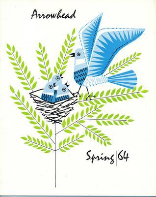 "Fletcher Holdings Ltd: Spring1964 ""Arrowhead"" company newsletter"