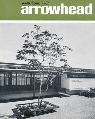"Fletcher Holdings Ltd: Winter-Spring1967 ""Arrowhead"" company newsletter"