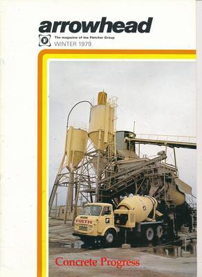 "Fletcher Holdings Ltd: Winter1979 ""Arrowhead"" company newsletter"