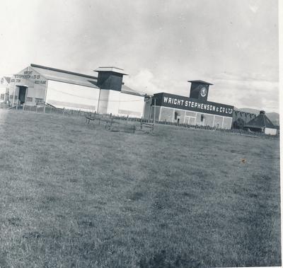 Wright, Stephenson & Co Ltd: 1940 Seed Plant, Addington, outside Christchurch, Canterbury - exterior