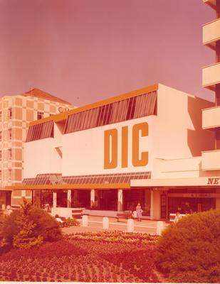 Fletcher Construction Co Ltd - small projects: 1975 DIC Department Store, Hamilton (Street view)