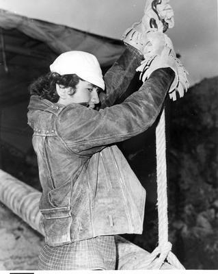 Fletcher Construction Co Ltd - Contracts - Kapuni Gas Pipeline, Taranaki to Auckland/Wellington: 1969 Peter Hard, Main line Spread 2