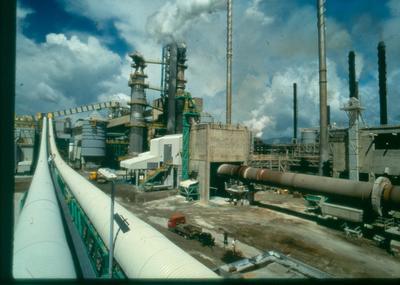 Tasman Pulp & Paper Co Ltd, Kawerau: 1992 upgrading