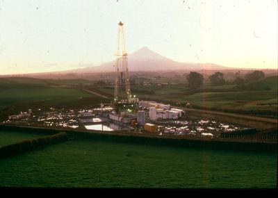 Fletcher Challenge Energy: 1988 McKee production station (Waihapa oilfield)