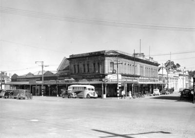 Wright Stephenson & Co Ltd - Gore Branch, Southland: 1950 premises