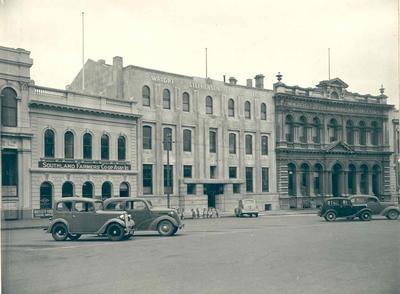 Wright Stephenson & Co Ltd - Invercargill Branch, Southland: 1947 premises