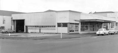 Wright Stephenson & Co Ltd - Invercargill Branch, Southland: 1969 Appliance Home Store before conversion