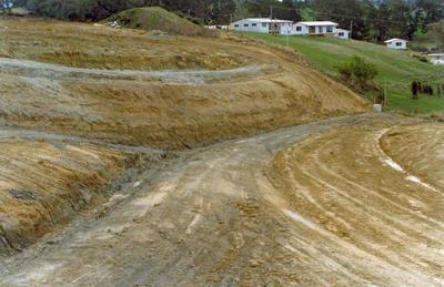 Snell's Beach development, North Auckland: 1977 stage four; 1977; Photograph