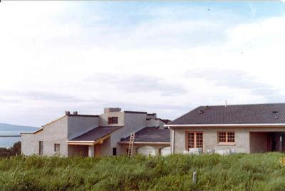 The Heights subdivision, Half Moon Bay, Auckland - stage six; Oct 1976; Photograph