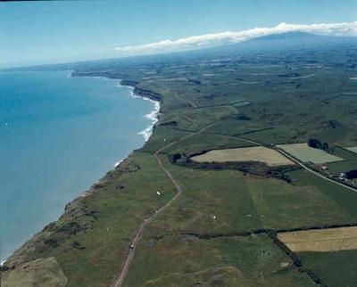 Brian Perry Ltd: 1985 Hawera-Patea Loop project - Job No 85-810